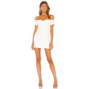 Lovers + Friends Anisha Mini Dress in White